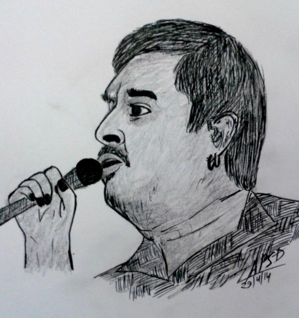 Shankar Mahadevan por DAIA